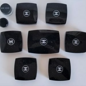 Authentic CHANEL empty cases - Lot of 7